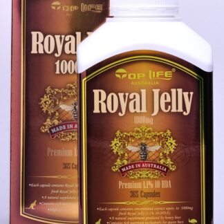 Top Life Royal Jelly Premium 365 Caps