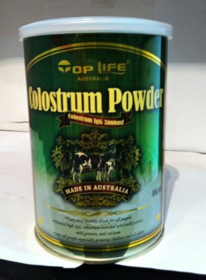 Top Life Colostrum Powder