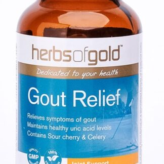 Herbs of Gold Gout Relief 60 Caps