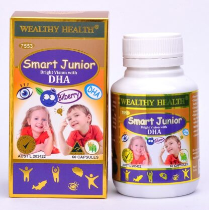 Wealthy Health Smart Junior Bright Vision with DHA