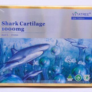 Vitatree Shark Cartilage 200 Tablets