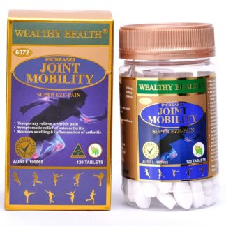 Wealthy Health Joint Mobility 120 Tablets