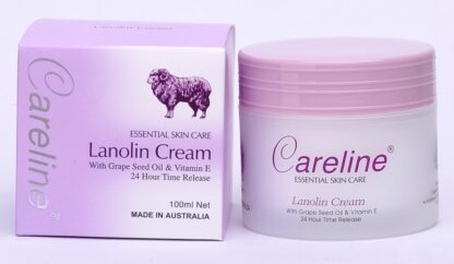 Careline Lanolin Cream 100ml