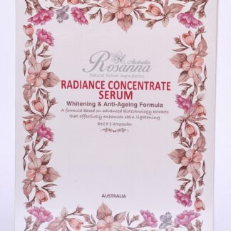 Rosanna Radiance Concentrate Serum