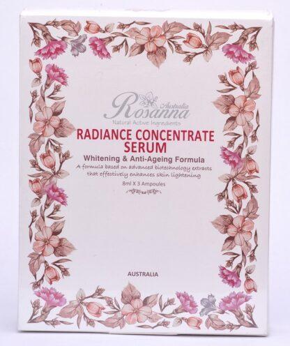 Rosanna Radiance Concentrate Serum