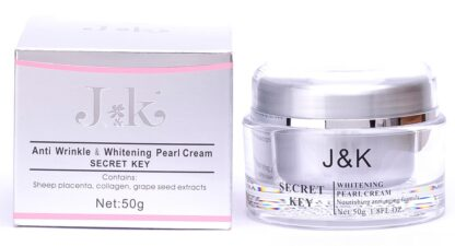 J&K Anti Wrinkle and Whitening Pearl Cream 50g