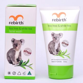 Rebirth Tea Tree &White Tea Facial Wash 100ml