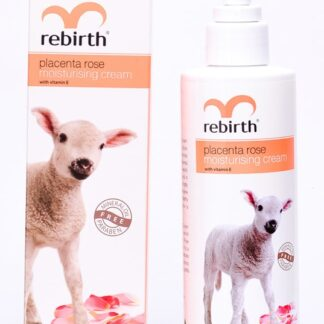 Rebirth Placenta Rose Moisturising Cream 200ml