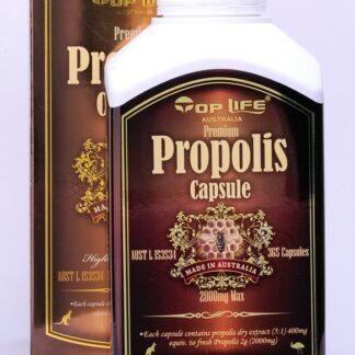 Top Life Wild Premium Propolis 365 Caps