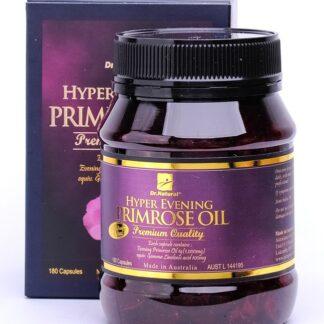 Dr. Natural Hyper Evening Primrose Oil 180 caps